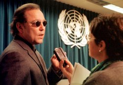 "United Nations appoints Ruben Blades as ""GoodWill Ambassador"""