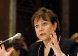 Secretary of Agriculture Ann Veneman