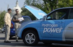 CONGRESSIONAL FUEL CELL EXPO 2007 IN WASHINGTON