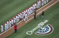 Washington Nationals vs Atlanta Braves in Washington, D.C.