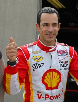 Three time Indianapolis 500 winner Helio Castroneves hopes for 4th Indy win in Indianapolis