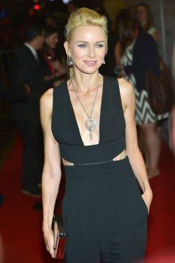 Naomi Watts attends 'St. Vincent' world premiere at the Toronto International Film Festival