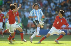 FIFA World Cup 2010 - Group B - Argentina v South Korea