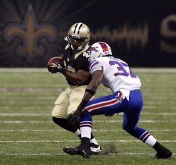 New Orleans Saints vs Buffalo Bills