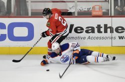 Edmonton Oilers vs. Chicago Blackhawks