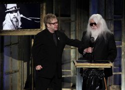 Rock and Roll Hall of Fame Induction Ceremonies at the Waldorf Astoria in New York