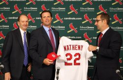 St. Louis Cardinals hire new manager Mike Matheny