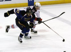 Columbus Blues Jackets vs St.Louis Blues