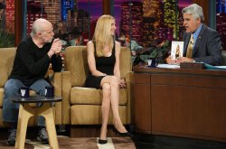 "ANN COULTER APPEARS ON ""TONIGHT SHOW WITH JAY LENO"""