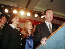 Republican gubernatorial candidate Dan Lungren