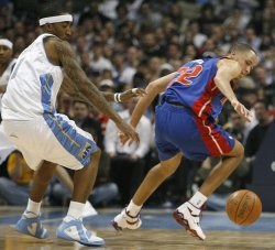 Detroit Pistons vs Denver Nuggets