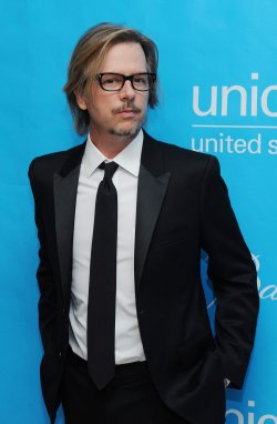 David Spade attends the UNICEF Ball in Beverly Hills, California