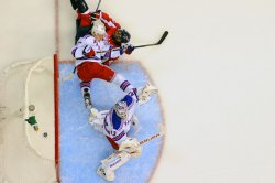 Washington Capitals vs New York Rangers in Washington