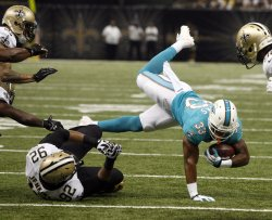 New Orleans Saints vs Miami Dolphins