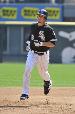 White Sox's Lillibridge homers against Twins in Chicago