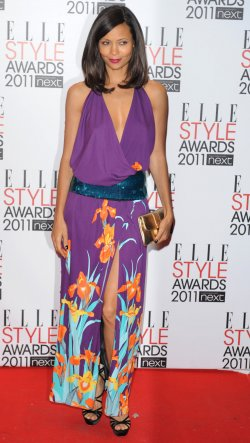 "Thandie Newton attends ""Elle Style Awards"" in London"