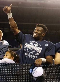 Penn State Malik Golden in the Big 10 Championship
