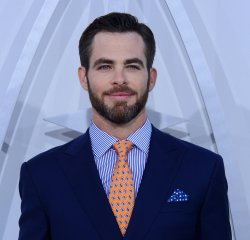 """Chris Pine attends the """"Star Trek into Darkness"""" premiere in Los Angeles"""