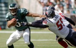 Houston Texans at Philadelphia Eagles NFL Football