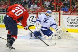 Washington Capitals vs Tampa Bay Lightning in Washington