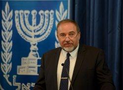 Israeli Foreign Minister Avigdor Lieberman Addresses The Conference Of Presidents In Jerusalem