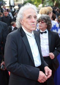 Abel Ferrera attends the Cannes Film Festival