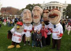 White House East Egg Roll held in Washington