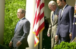 George W. Bush remarks on Social Security