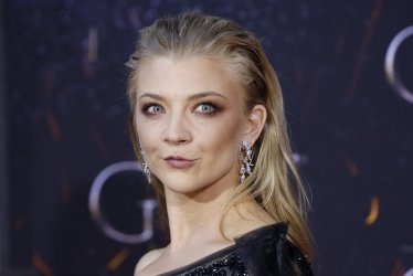 Natalie Dormer at the Season 8 premiere of Game of Thrones