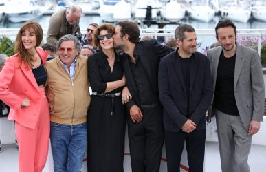 """The cast from """"La Belle Epoque"""" attends the Cannes Film Festival"""