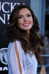 "Audrina Patridge attends ""The Lucky One"" premiere in Los Angeles"