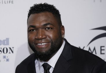David Ortiz arrives at SI Sportsperson of the Year