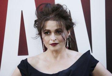 Helena Bonham Carter at the 'Ocean's 8' World Premiere in New York