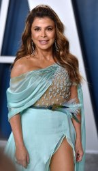 Paula Abdul attends Vanity Fair Oscar party 2020