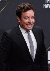 Jimmy Fallon attends E! People's Choice Awards in Santa Monica