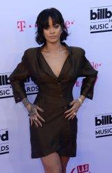 Rihanna attends the Billboard Music Awards in Las Vegas