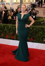 Kate Winslet attends the 22nd annual Screen Actors Guild Awards
