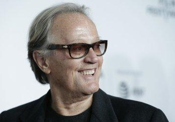 Peter Fonda at Clive Davis Premiere in New York