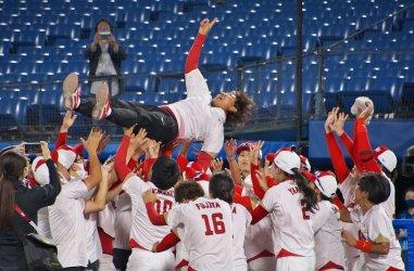 Softball at Tokyo Olympics