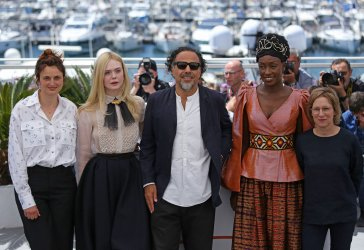 The jury attends the Cannes Film Festival