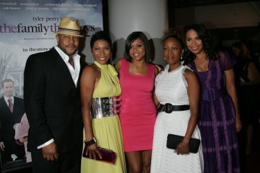 """Special screening of """"Tyler Perry's The Family That Prey's"""" in New York"""