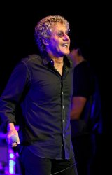 Roger Daltrey performs in Hollywood, Florida