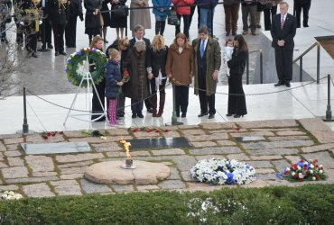 50th Anniversry of the Death of John F. Kennedy in Washington, D.C