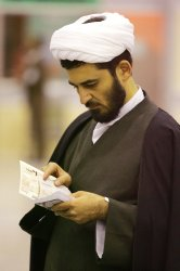 Iranian pilgrims prepare for Hajj