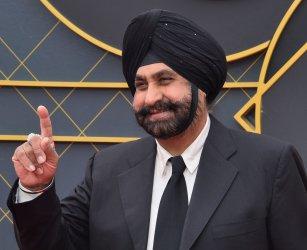 Nav Bhatia attends the 2019 NBA Awards in Santa, Monica, California