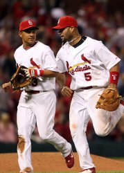 Houston Astros vs St. Louis Cardinals baseball