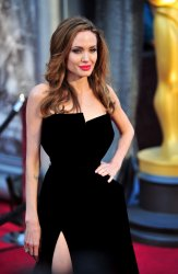Angelina Jolie at the 84th Academy Awards at the  at the 84th Academy Awards in Los Angeles