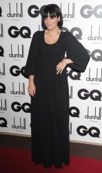 Lily Allen attends the GQ Men of the year awards