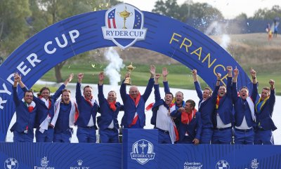 Team Europe wins the Ryder Cup 2018