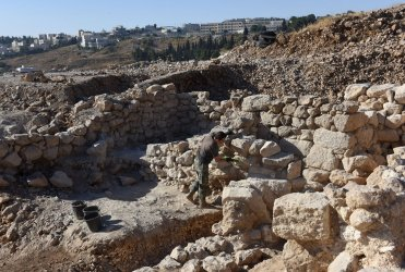 Archeologists Uncover Ancient Administrative Center From First Temple Period